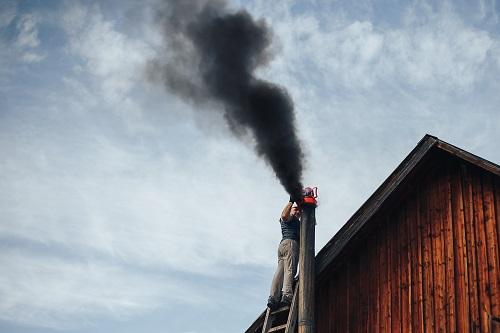 Ramonage de cheminée dans le 77