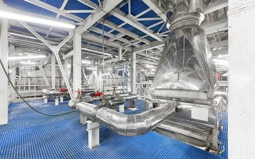 calorifugeage de la tuyauterie industrielle
